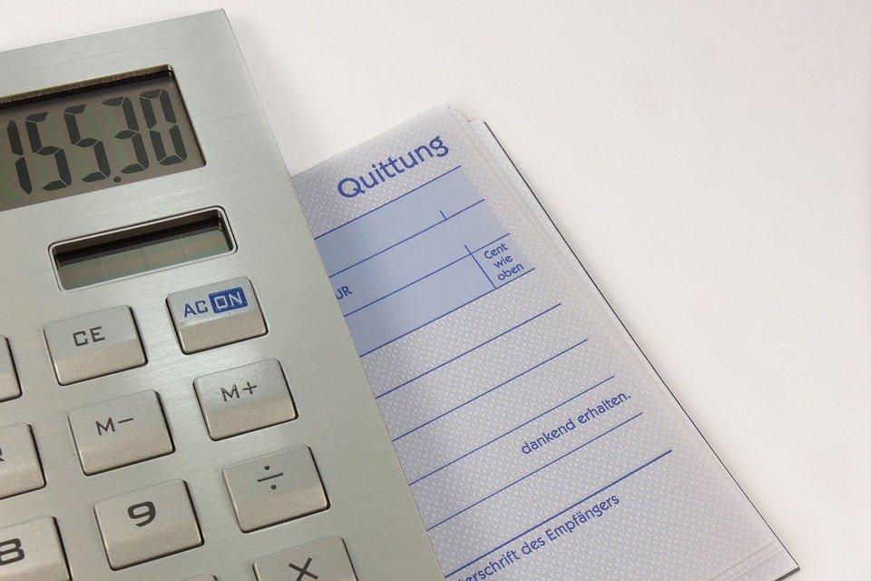 Plantilla factura simplificada